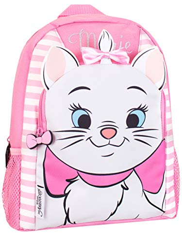 Disney Kids Backpack Aristocats Marie Pink
