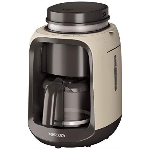 TCM501-C(コンフォートベージュ)全自動コーヒーメーカー
