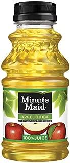 Minute Maid Apple Juice with vitamin C, Fruit Juice Drink, 10 fl oz, 24 Pack