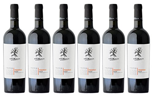 6x Feudi Di San Marzano 'I Tratturi Primitivo Puglia IGP', 750 ml
