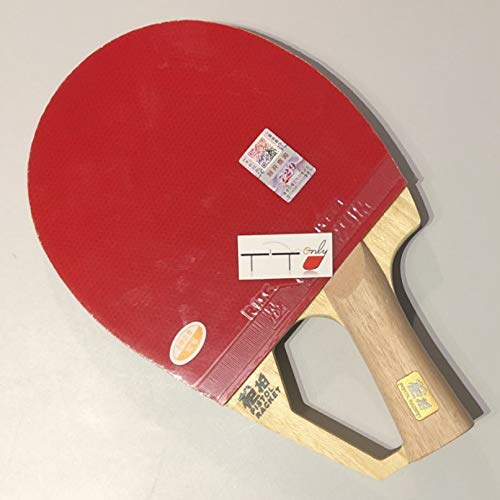 Lowest Prices! SAN Pistol Grip Table Tennis Paddle