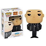 Lotoy Funko Pop Movies - GRU #33 Vinyl 3.75inch Collectible Figure for Movies Fans Minions Derivatives Gift