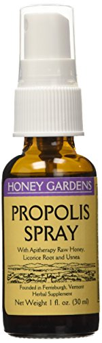 Best propolis bee spray for 2021