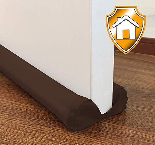 Burlete bajo puerta doble puerta 80-96.5cm placa sellado