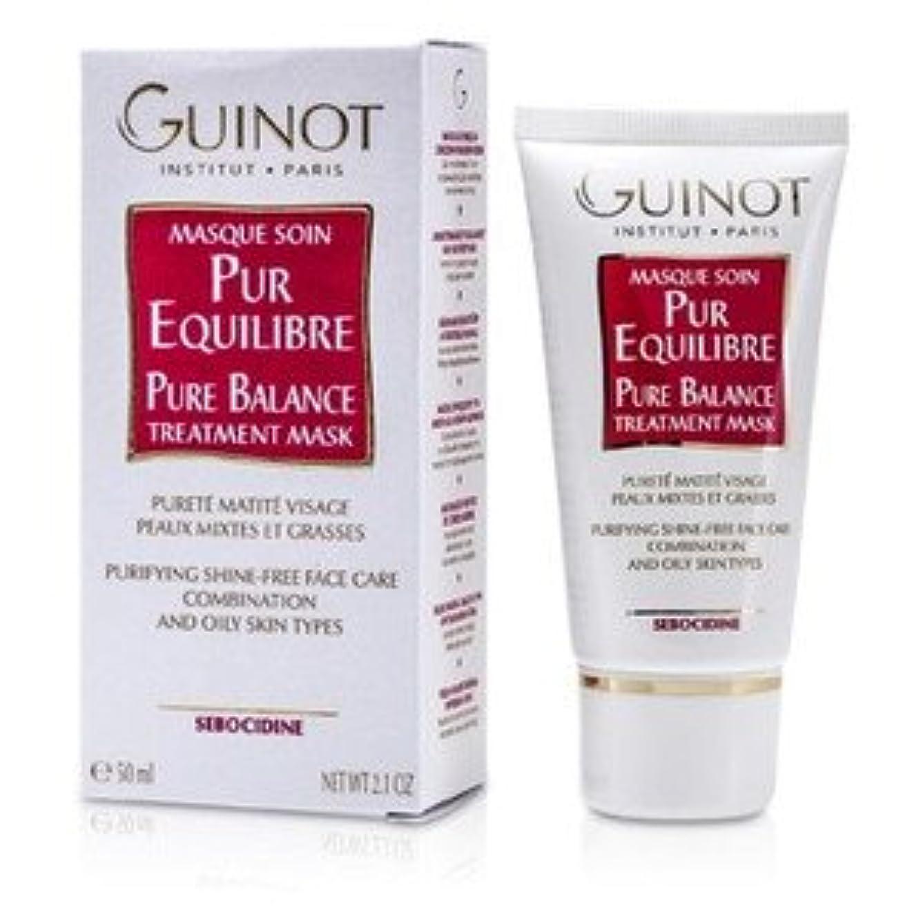 十分なただやる勇気のあるGuinot Pure Balance Mask for C/Oily Skin 50ml/1.7oz [並行輸入品]