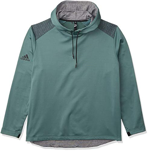 adidas Golf Cold.Rdy Hoodie, Tech Emerald, Small