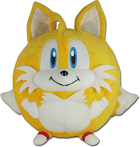 Great Eastern Entertainment Sonic The Hedgehog- Tails Ball Plush 8' H