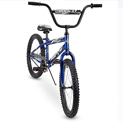 20-Inch Rock It Boys Bike, Royal Blue Gloss