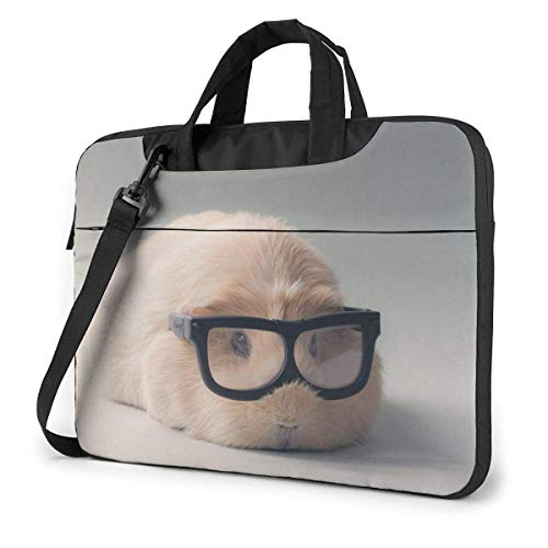 IUBBKI Laptop Case Computer Bag Sleeve Cover Guinea Pig Waterproof Shoulder Briefcase 13 14 15.6 Inch