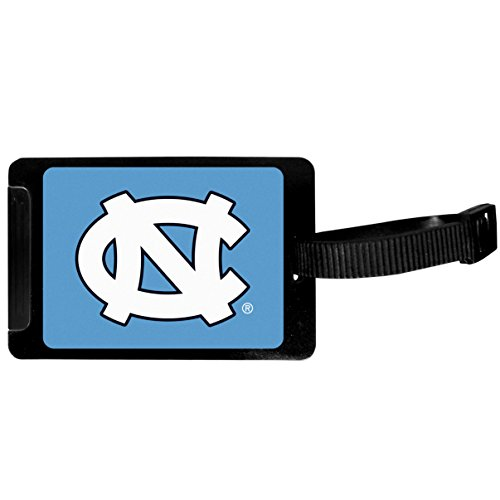 NCAA Siskiyou Sports Fan Shop North Carolina Tar Heels Team Tag Necklace 26 inch Team Color