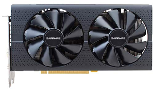 SAPPHIRE Radeon RX 580 8 G GDDR5 Dual HDMI/Dual DP OC Lite W/BP (UEFI)