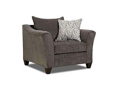 Lane Home Furnishings Chair, Pewter