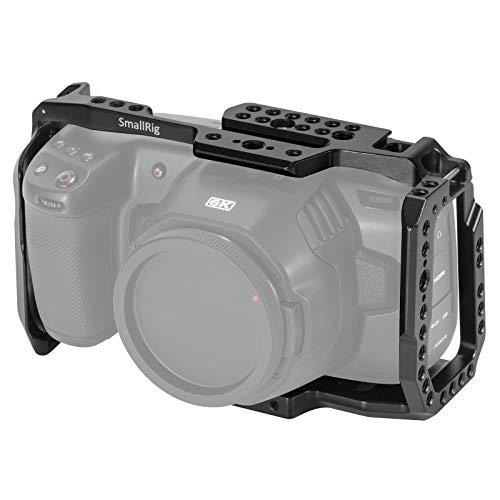 SmallRig Blackmagic Design Pocket Cinema 4Kカメラ対応-2203