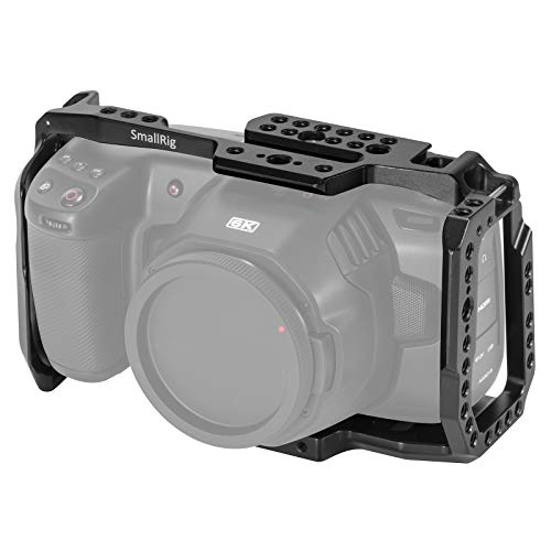 SmallRig Blackmagic Design Pocket Cinema 4Kカメラ対応-2203