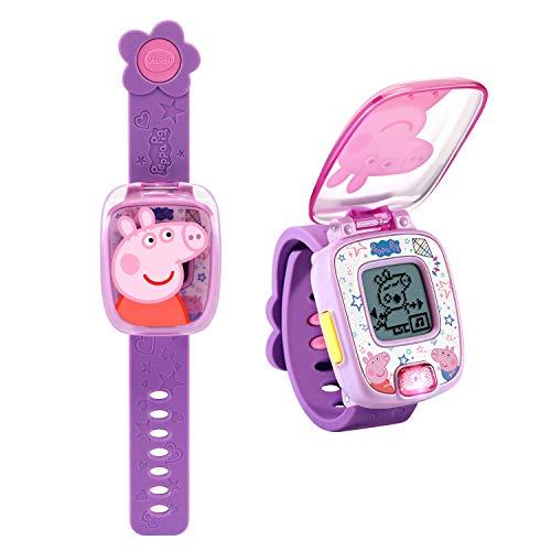 VTech Peppa Pig Learning Watch, Purple