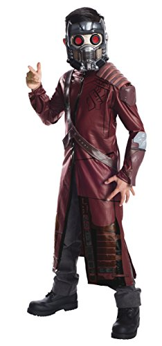 Rubies MARVEL Star-Lord Deluxe (Guardians of the Galaxy) - Kids Costume Large 7-8 years