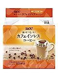 UCC おいしいカフェインレス ドリップコーヒー 袋 (7gx18p) 126g