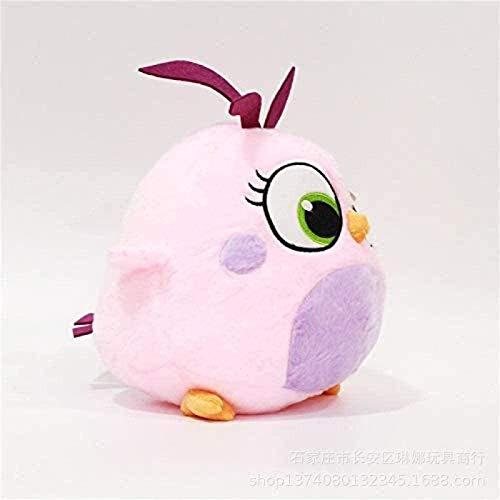 SongJX-Love Plüsch Vogel Aooger Echte Angry Birds Puppe Plüschtiere Film Celebrity Stil Vögel Puppe Geburtstagsgeschenk Gzzxw