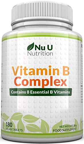 NU U Nutrition -  Vitamin B-Komplex -