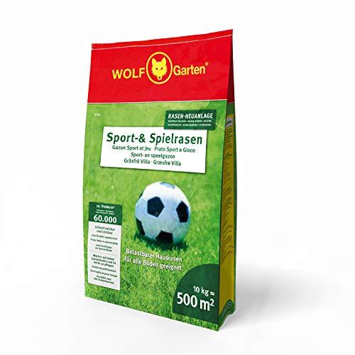Wolf-Garten 3825040 LG 500 Prato da Gioco e Sport, Multicolore, 34x40x48 cm