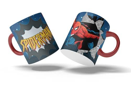 Taza Spiderman 07