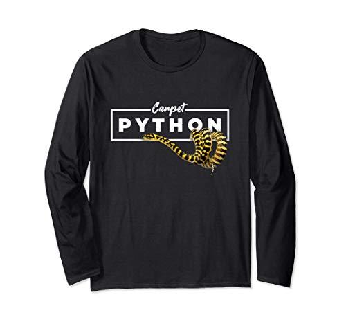 Tapis Python Géométrique Reptile Propriétaire Manche Longue