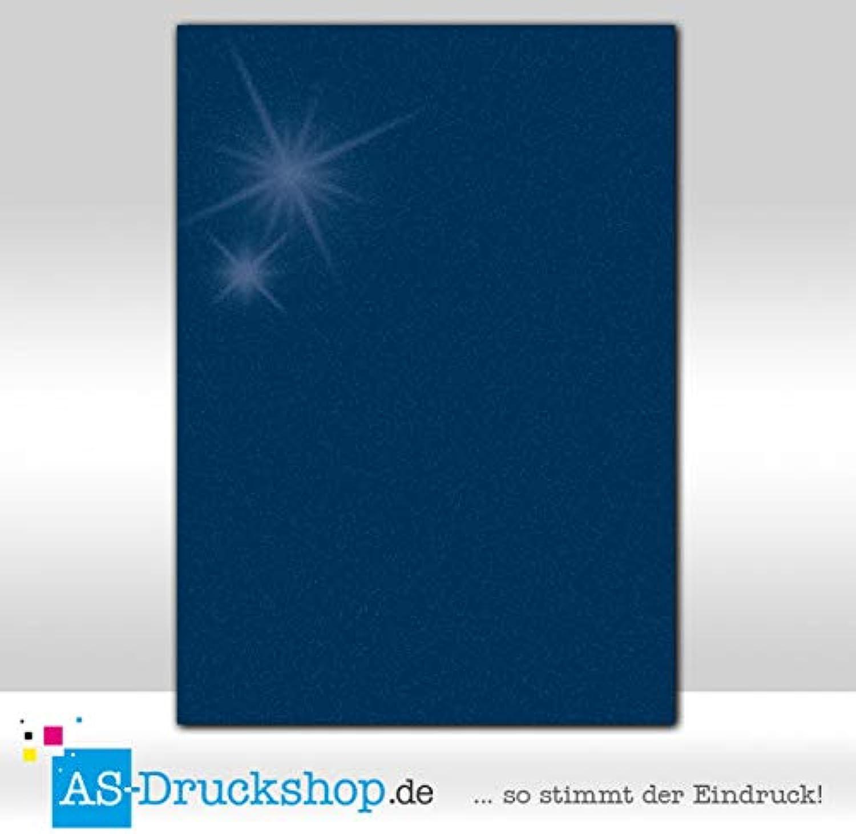 Farbiges Papier - - - Königsblau - mit Perlmutt-Glanz   50 Blatt DIN A4   120 g-Papier B07DDM5ZVH   Wir haben von unseren Kunden Lob erhalten.  393c8e