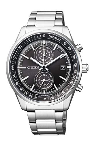 Citizen Collection Eco-Drive Funkuhr Smart Sport Chronograph CA7030-97E Herren