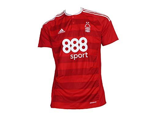 2016-2017 Nottingham Forest Adidas Home Football Shirt