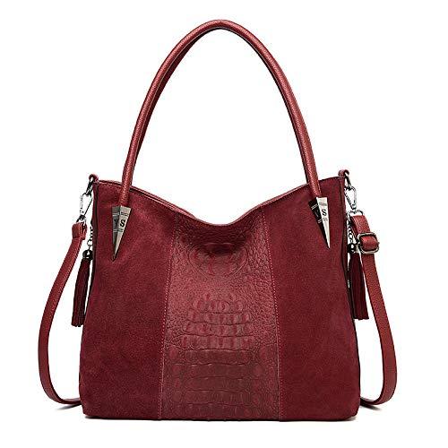 XZJY Bolsos de lujo bolsos de mujer diseñador de marcas famosas bolsos de hombro de cuero femenino para mujeres monederos y bolsos sac a main femme
