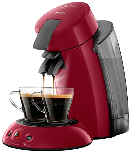 Philips Senseo Original XL HD6555/82 Cafetera Monodosis con Tecnología Coffee...