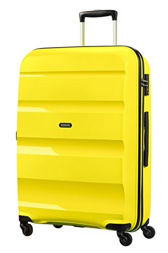 Maleta American Tourister amarilla