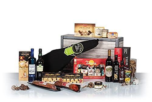 Cesta de Navidad Productos 100% Andaluces Ref. 218