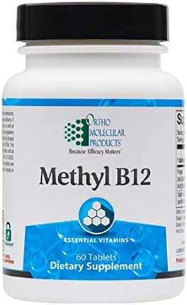 Methyl B12 60ct Max outlet 75% OFF