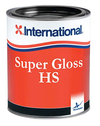 International Super Gloss HS 750ml / 2.5l (verschiedene Farben) (white, 2.5l)