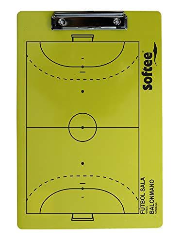 Softee Equipment Carpeta TACTICA VELEDA Futbol Sala Y Balonmano - Grande - Color...