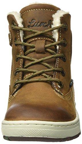 Lurchi Jungen Doug-TEX Combat Boots, Braun - 4