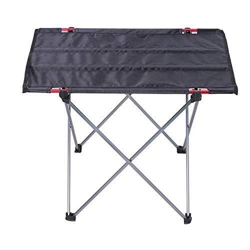 NJXM Aluminium Table Pliante Table Pique-Nique Table Multifonction Portable Grande Table Cabine de Table de Grill,M