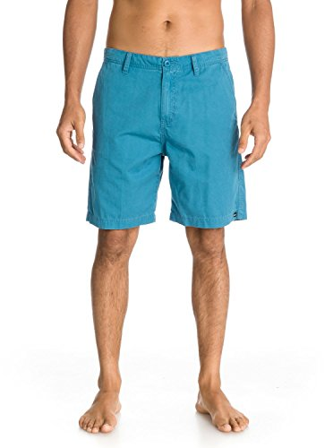 Quiksilver Minor Road 20 Walkshort Homme Bright Cobalt FR : XS (Taille Fabricant : 28)