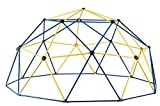 BuyHive Dome Climber Geometric Playset Activity Play Center Outdoor Climbing Playground Set