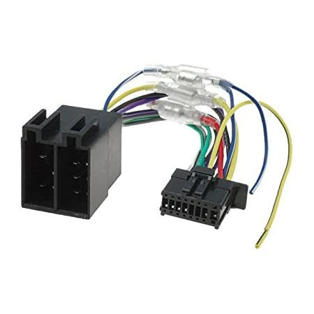 Pioneer Deh Mvh Fh Iso Autoradio Adapter Elektronik