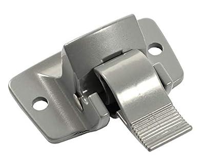 Dometic 3314067.004M Gray Bottom Bracket Assembly for Sunchaser