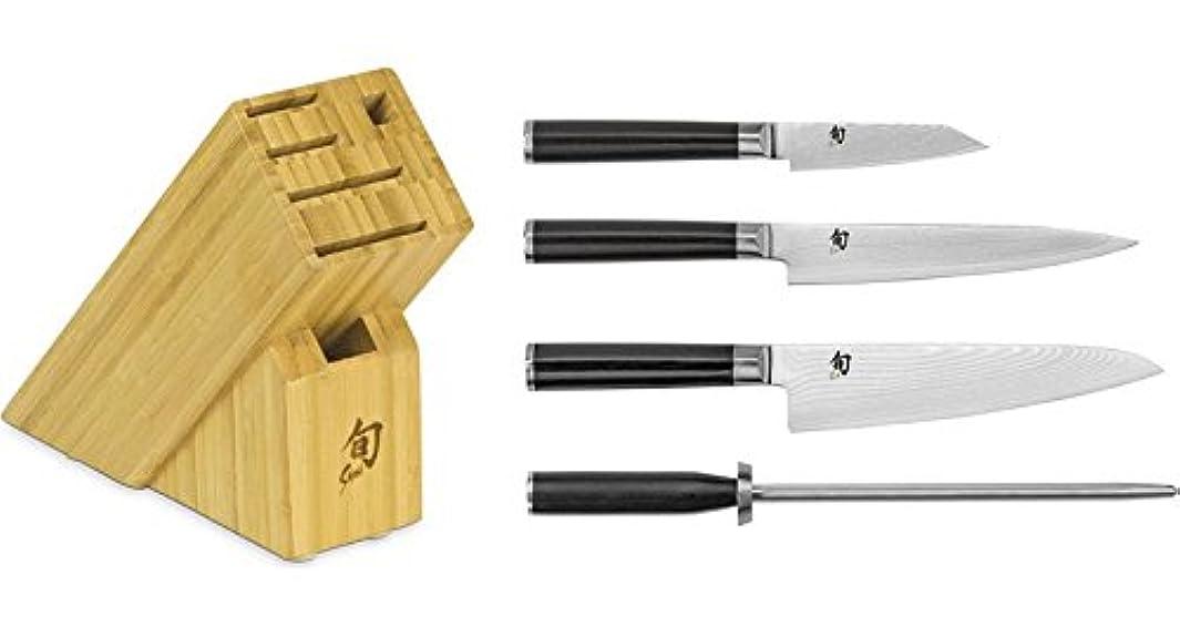 Shun Classic 5 Piece Block Set DMS 0520