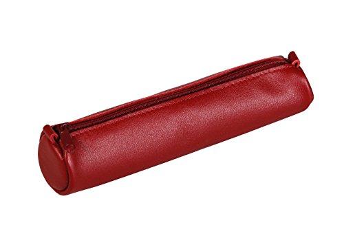 Clairefontaine 77030C Astuccio Rotondo, 19.2 x 18.2 x 1.2 cm, Rosso
