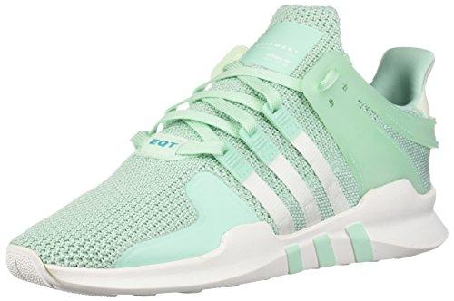 adidas Originals Women's EQT Support ADV Running Shoe, Clear Mint/White/hi-res Aqua, 11 M US