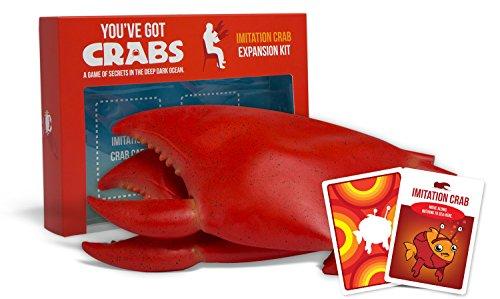 You've Got Crabs - Du hast Krabben - Imitation Krabbe Erweiterungskit - Englisch