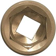 Ampco narzędzia bezpieczeństwa CC1027A gniazdo / 6-stronny napęd 1/2 cala 27 mm aluminiowy bromek