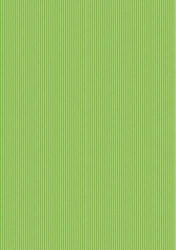 Stewo 2528894146 Geschenkpapier One Colour, Rolle im Format, 70 x 200 cm, hellgrün
