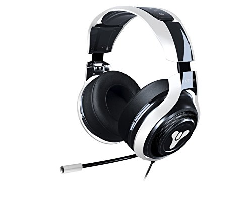 Headset Razer Man O War Destiny 2