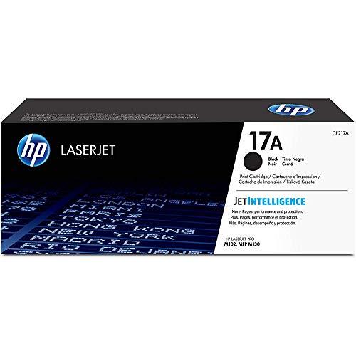 HP 17A (CF217A) Schwarz Original Toner für HP LaserJet Pro